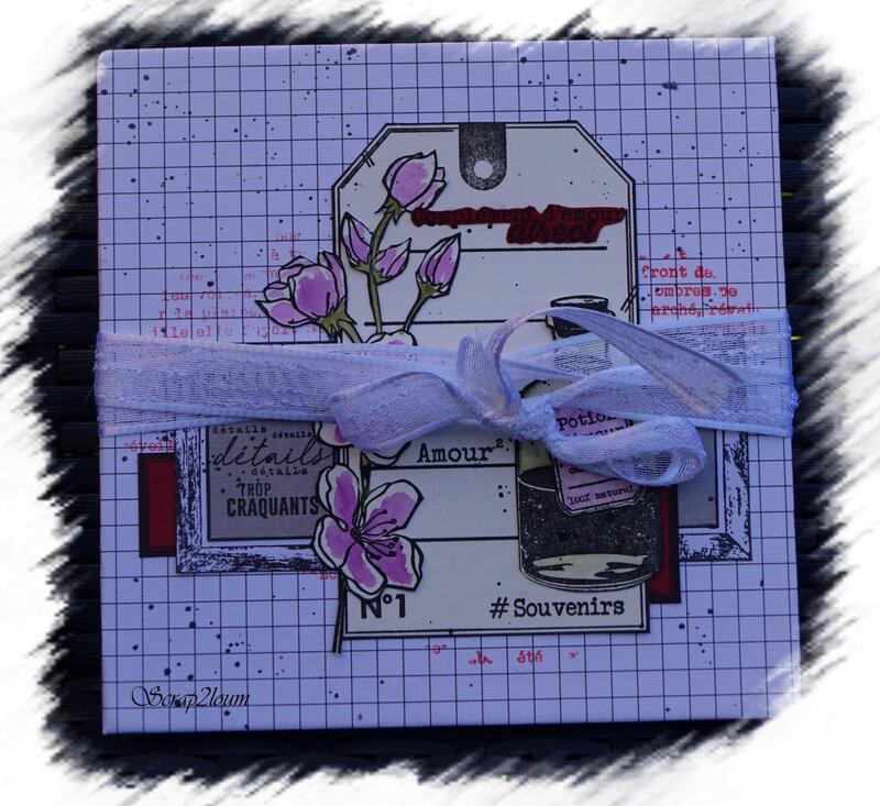 mini album atelier 3