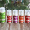 Produits clean: du nouveau dans les crèmes avec oolution !