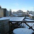 De la neige à bordeaux...