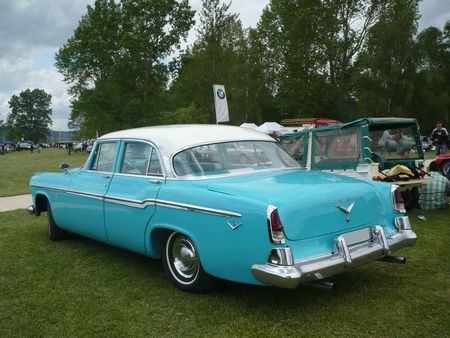 DESOTO Fireflit 4door Sedan 1955 Madine (2)