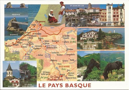 pays basque'