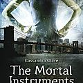 (chronique) the mortal instruments, tome 2 la cité des cendres - cassandra clare