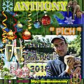 ANTHONY 0 Nouvelle an 2018
