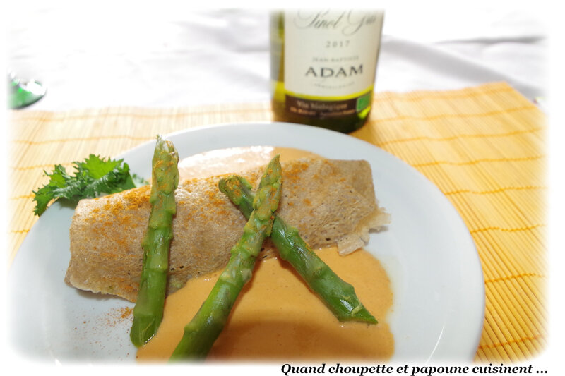 galettes au sarrasin de saint-jacques et crevettes-2116