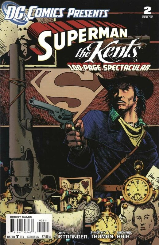 DC comics presents superman the kents 02