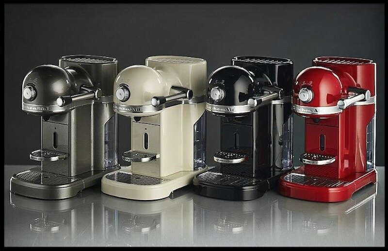 kitchenaid machine cafe nespresso 1