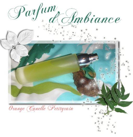 parfum d'ambiance et d'interieur naturel fait maison