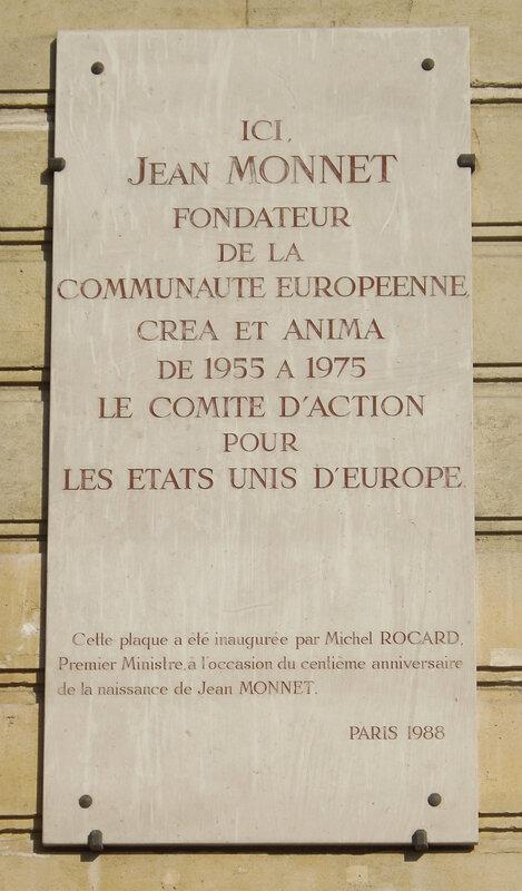 Plaque_Jean_Monnet,_94_boulevard_Flandrin,_Paris_16