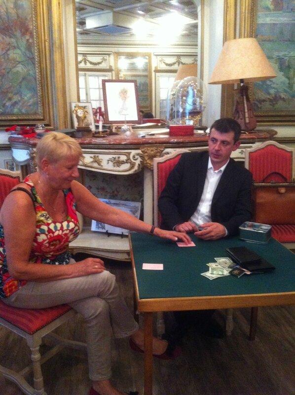 Soirée Magie Hôtel France & Guise Arnaud Dalaine Blois 1
