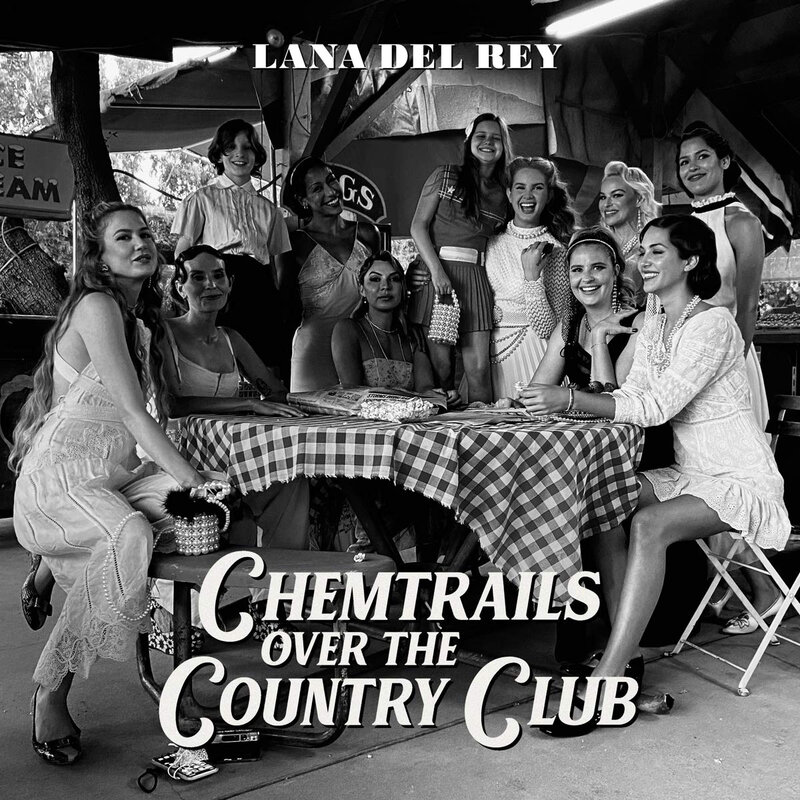 LANA DEL REY – Chemtrails Over The Country Club (2021)