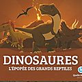 les dinosaures 1