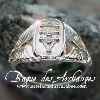 BAGUE MYSTIQUE DU CONTRE DES ACCIDENTS
