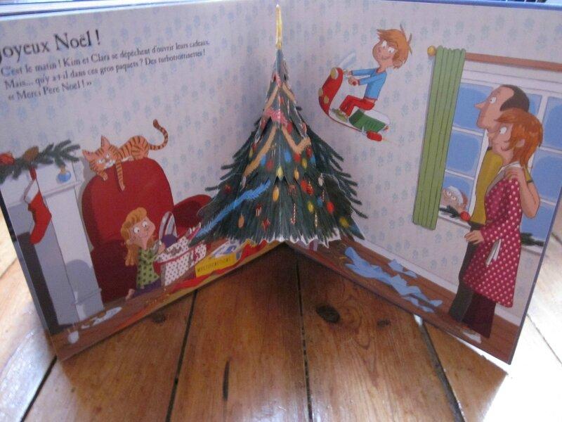 La Fabuleuse aventure du Père Noël, de Anne-Sophie Baumann & Eric Gasté