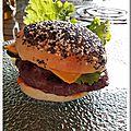 Burgers aux 3 graines