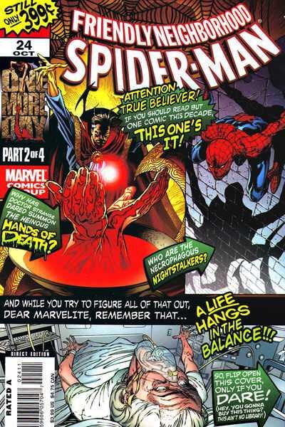 friendly nighborhood spiderman 24