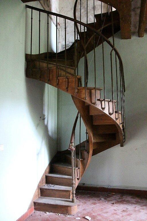 Dammartin centre, escalier_1019