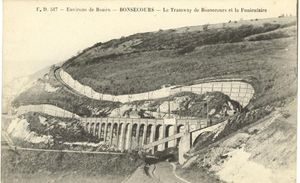 bonsecours le funiculaire 1905