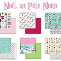 PS noel pole nord x12