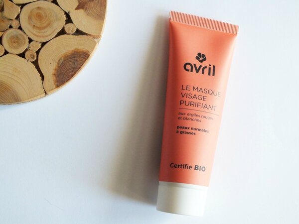 1 Masque Purifiant Avril