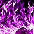 La flamme violette de saint germain