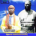 Kongo dieto 3361 : mfumu kimbangu wa kembosua !