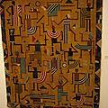 tapis noué, 1926 par paul hasaerts