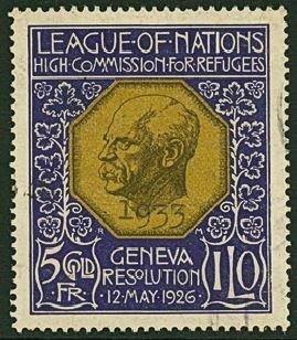 Nansen 1933 De Mag