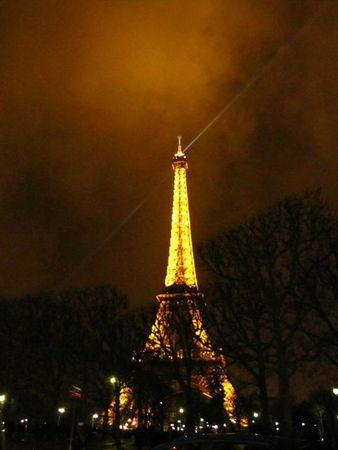 Paris réveillon de la Saint Sylvestre 2011ee