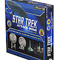 Star trek : attack wing - federation vs. klingons starter set