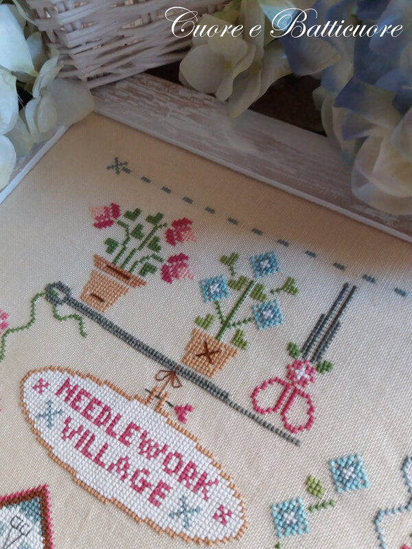 needlework village 2