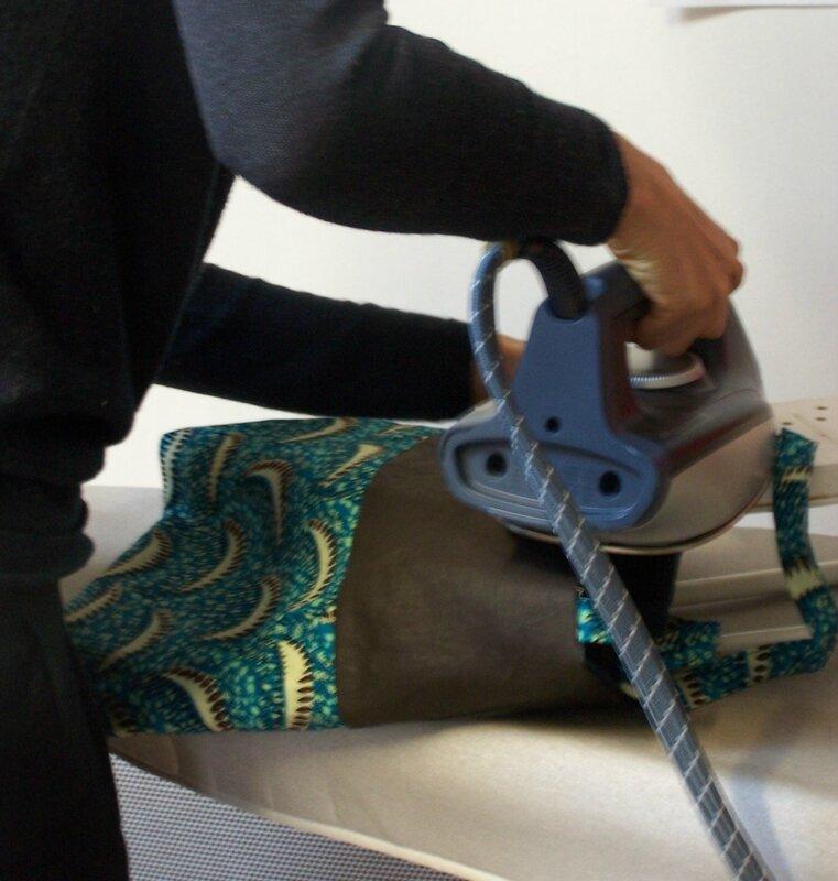 Cours de couture à Marssac