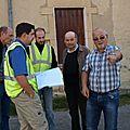 Aménagement du centre village : la 2ème tranche des travaux