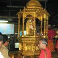 Golden char a Kollur