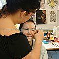 copyright Cathy Wagner Eveil au maquillage® 522