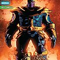 Marvel univers thanos