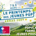 Printemps des Jeunes Pop 2009 - Arras