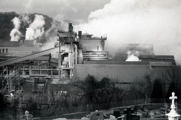 La_Providence_Réhon_-_integrated_steel_mill_2