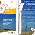Inauguration de terres d'oiseaux