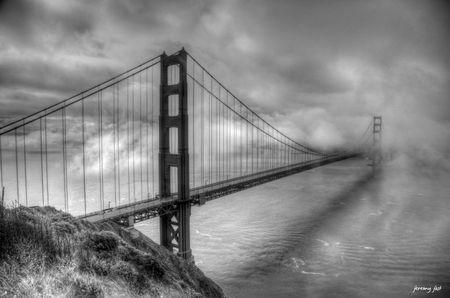 Golden Gate Bridge HDR NB