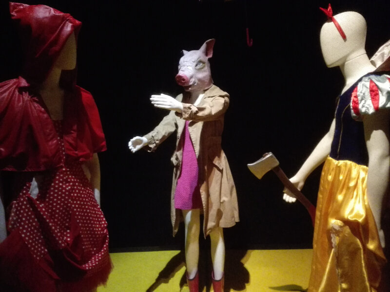Conservatoire des costumes de scènes - Moulins 20180508_26