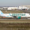 Frontier Airlines (NEO)