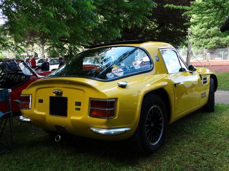 TVR Vixen S3 1971 Lons le Saunier (2)