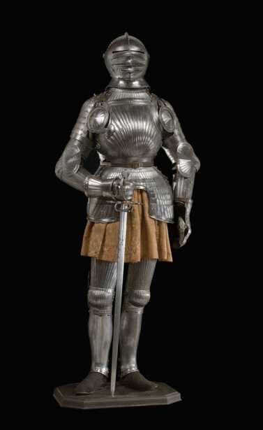 'Knights' presents late-medieval and Renaissance arms and armor through more than 100 objects