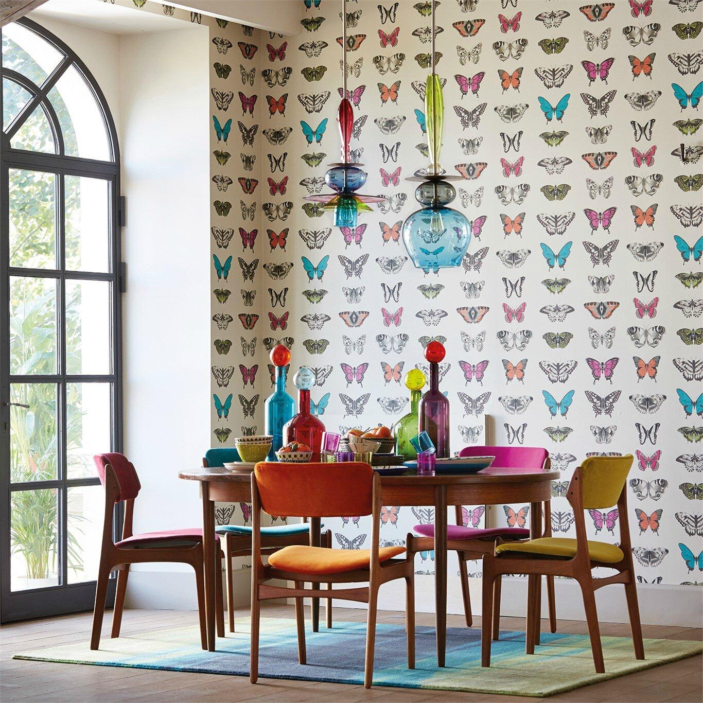 AMAZILIA: Nouvelle collection de tissus et papier peint de