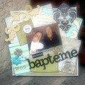 Souvenir de mon baptême