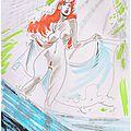 Miss Deeplane - Artbook