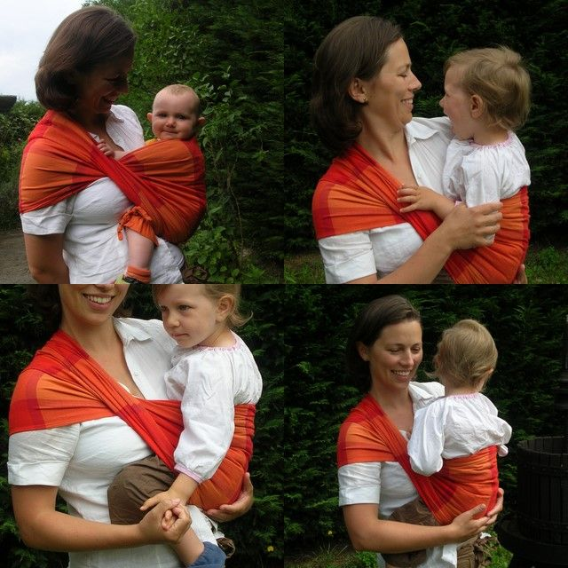 Echarpe de portage tube - Idée pour s habiller bf18027b7ff