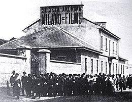 Milano Films - 1912