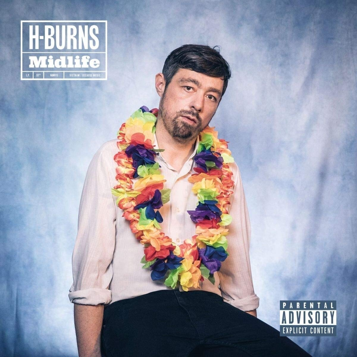 H-BURNS – Midlife (2019)