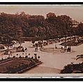Bordeaux 1 - Terrasse du jardin public